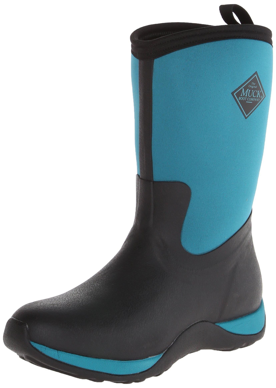 MuckBoots Women's Artic Weekend Snow Boot,Harbor Blue,8 M US