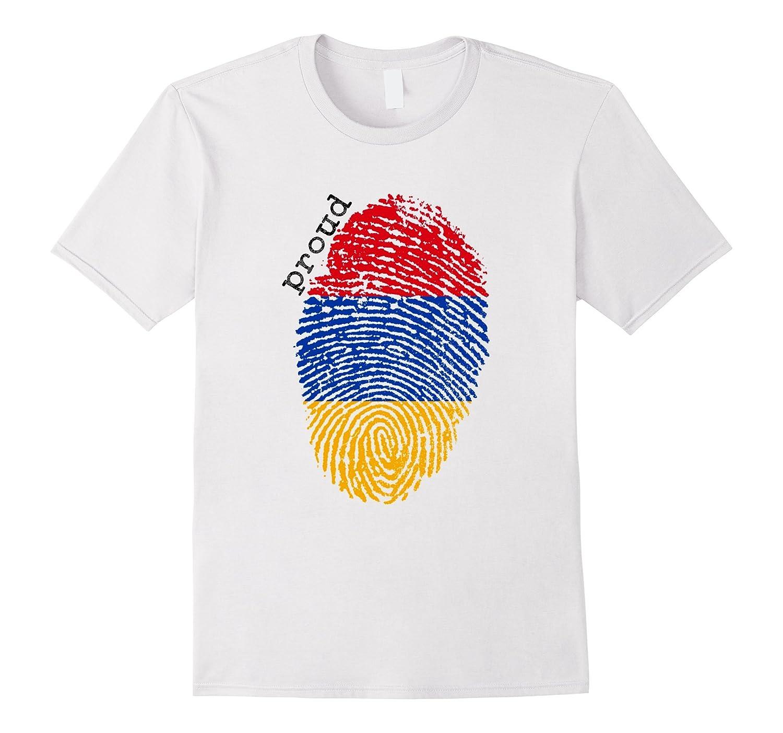 Armenia flag t-shirt - Armenia National Flag-TD