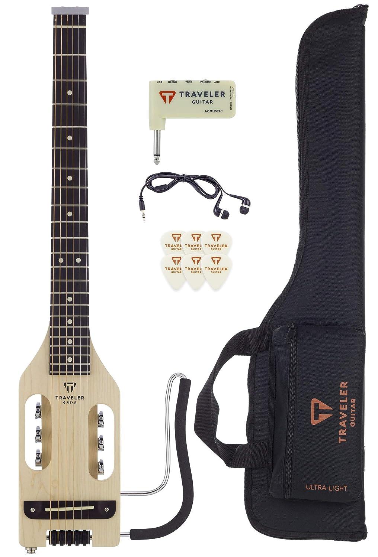 Traveler Guitar 6 String Accoustic Electric Travel Guitar