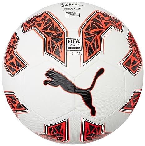 Puma Fußball Evospeed 2.5 Hybrid FIFA Quality Balón, Blanco/Negro ...