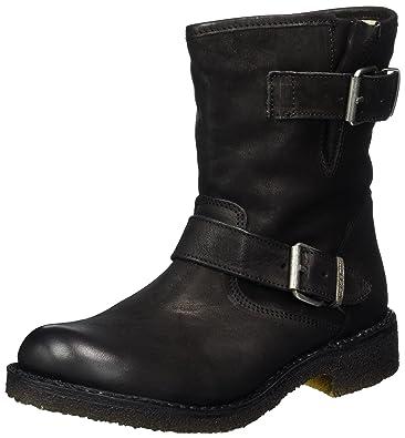 304e7717a88fe2 Ca Shott Damen A10253 Biker Boots
