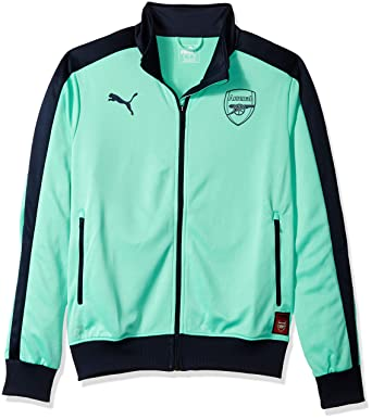 df1649b16bcf Amazon.com  PUMA Men s Arsenal Fc Fan T7 Track Jacket  Clothing