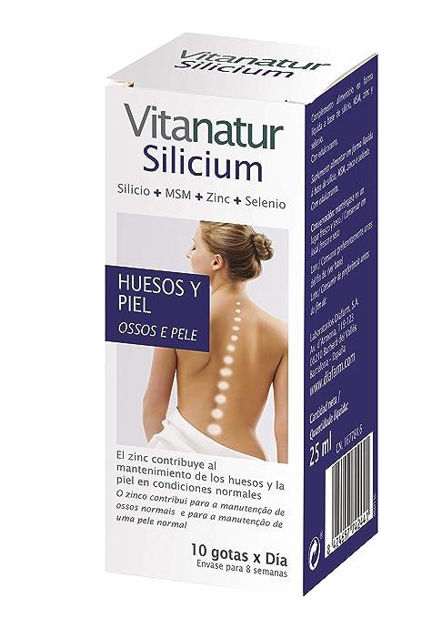 Vitanatur Silicium - 25 ml