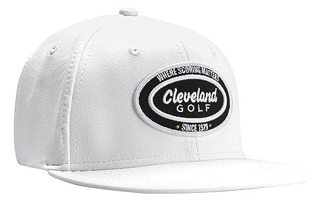 ea6db450e3f Amazon.com   Cleveland Golf Men s Seven 9 Golf Cap