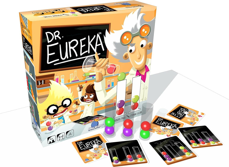 Paul Lamond 6335 Dr Eureka Juego: Amazon.es: Juguetes y juegos