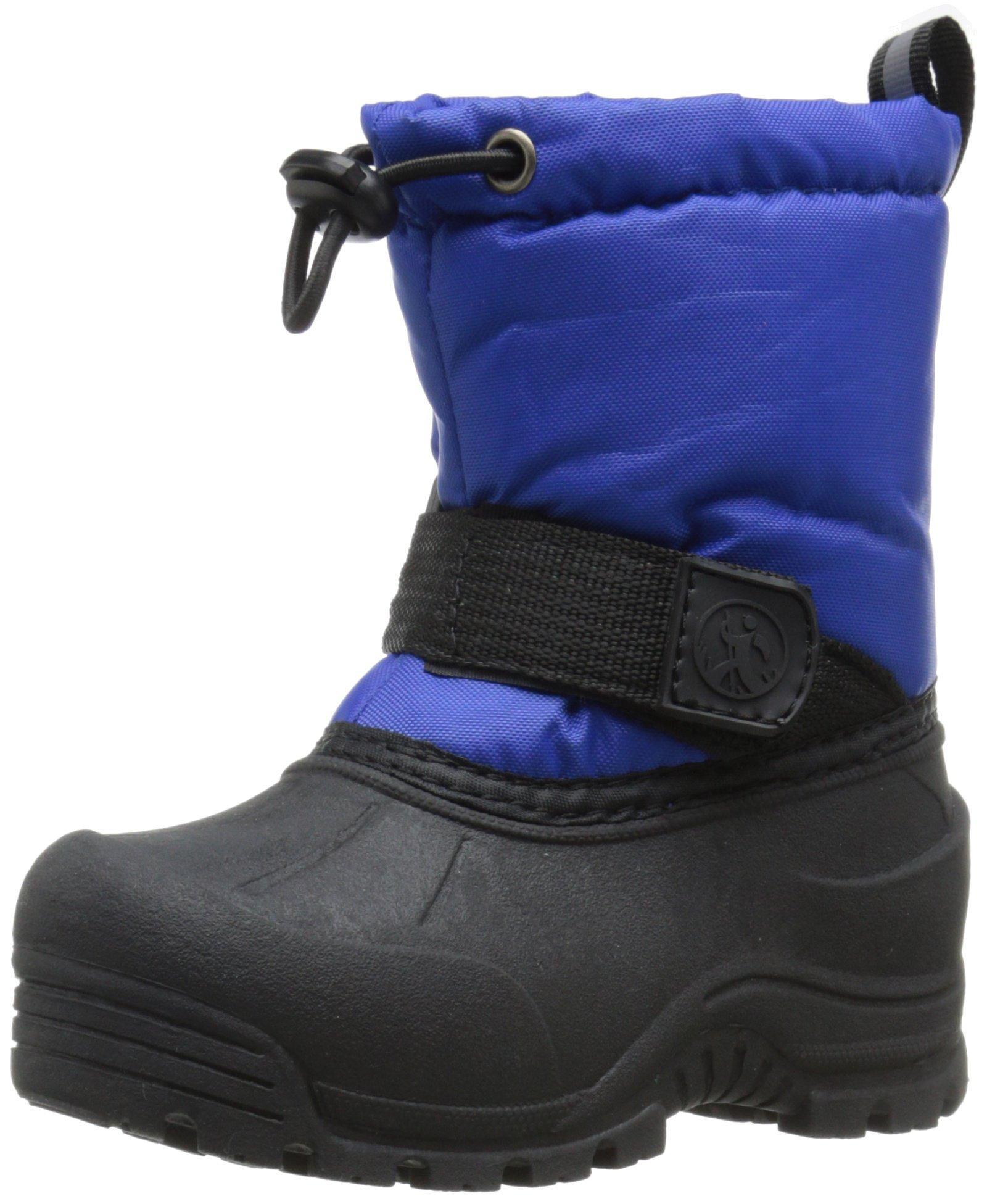 Northside Frosty Winter Boot (Toddler/Little Kid/Big Kid),Royal Blue,5 M US Toddler