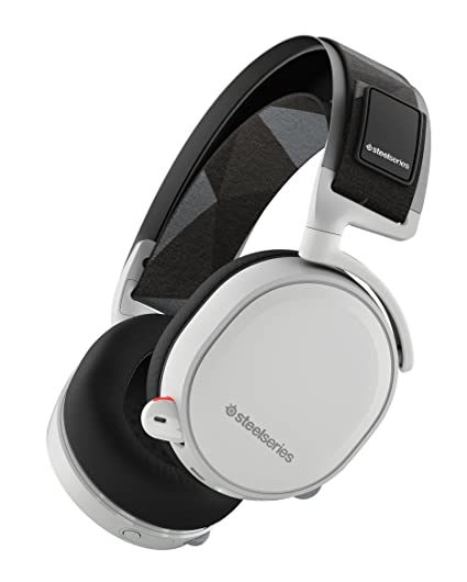 039f83ff6f1 SteelSeries Arctis 7 Lag-Free Wireless Gaming Headset with DTS Headphone:X  7.1 Surround