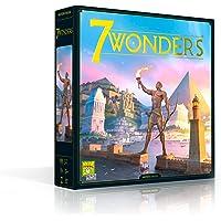 Asmodee 7 Wonders (utgåva 2020), grundspel, kunskapsspel, strategispel, tyska