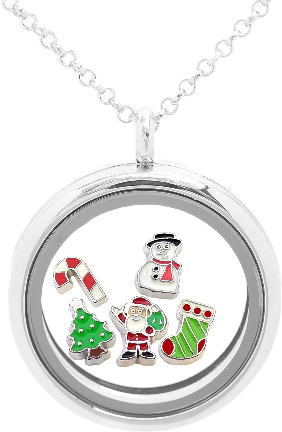 Origami Owl locket sizes - How many charms will fit in YOUR ... | 1500x981