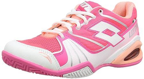 LottoSTRATOSPHERE Cly W - Zapatillas de Tenis Mujer, Color Rosa, Talla 40: Amazon.es: Zapatos y complementos