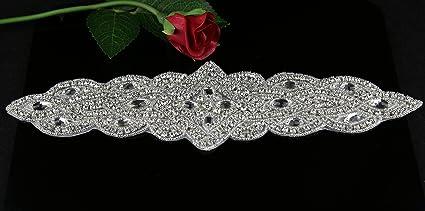 queendream cinturón para bailes de vestido de fiesta cinturón para boda fiesta banda de perlas perlas