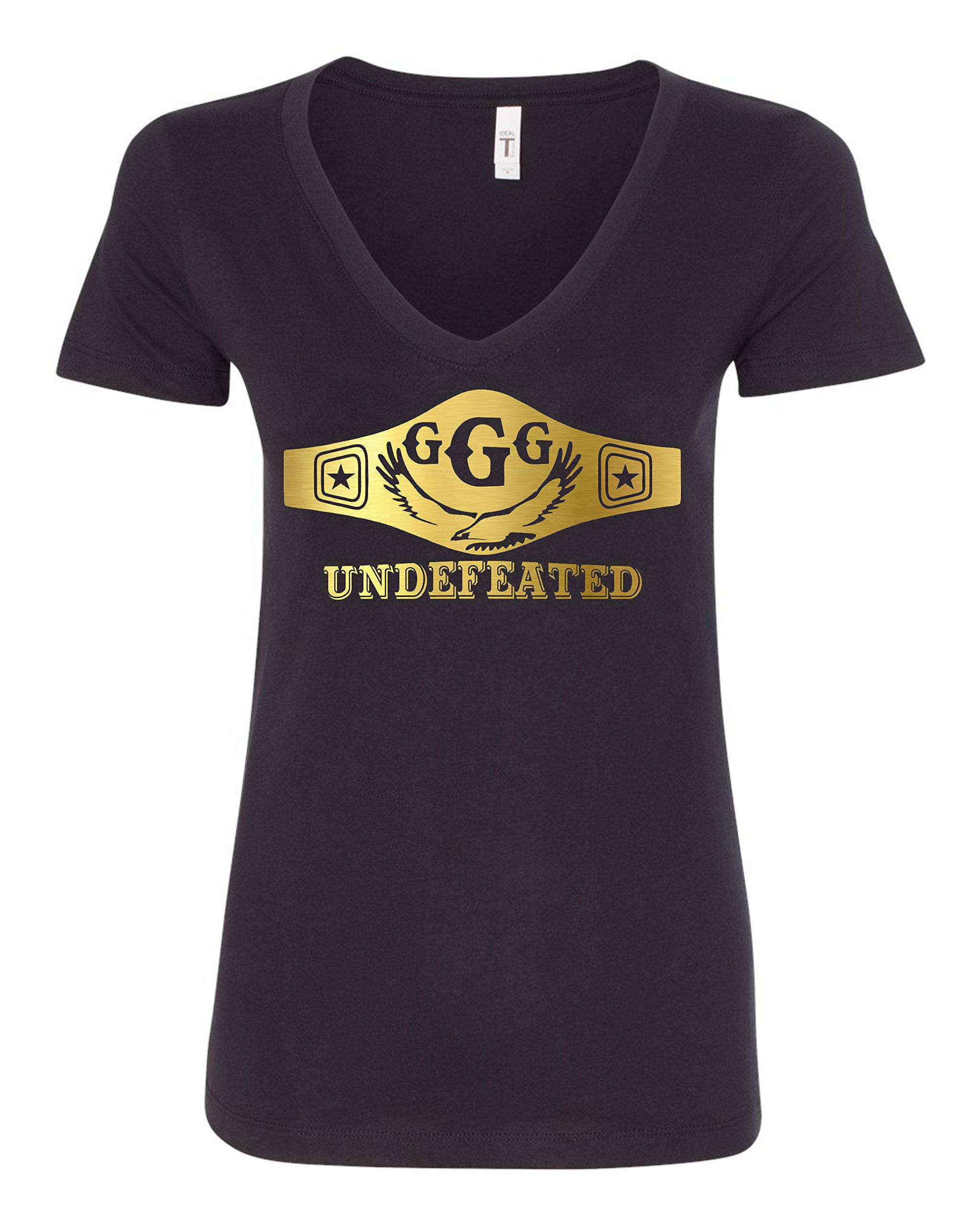 Ggg Undeted Boxing T Shirt 8226