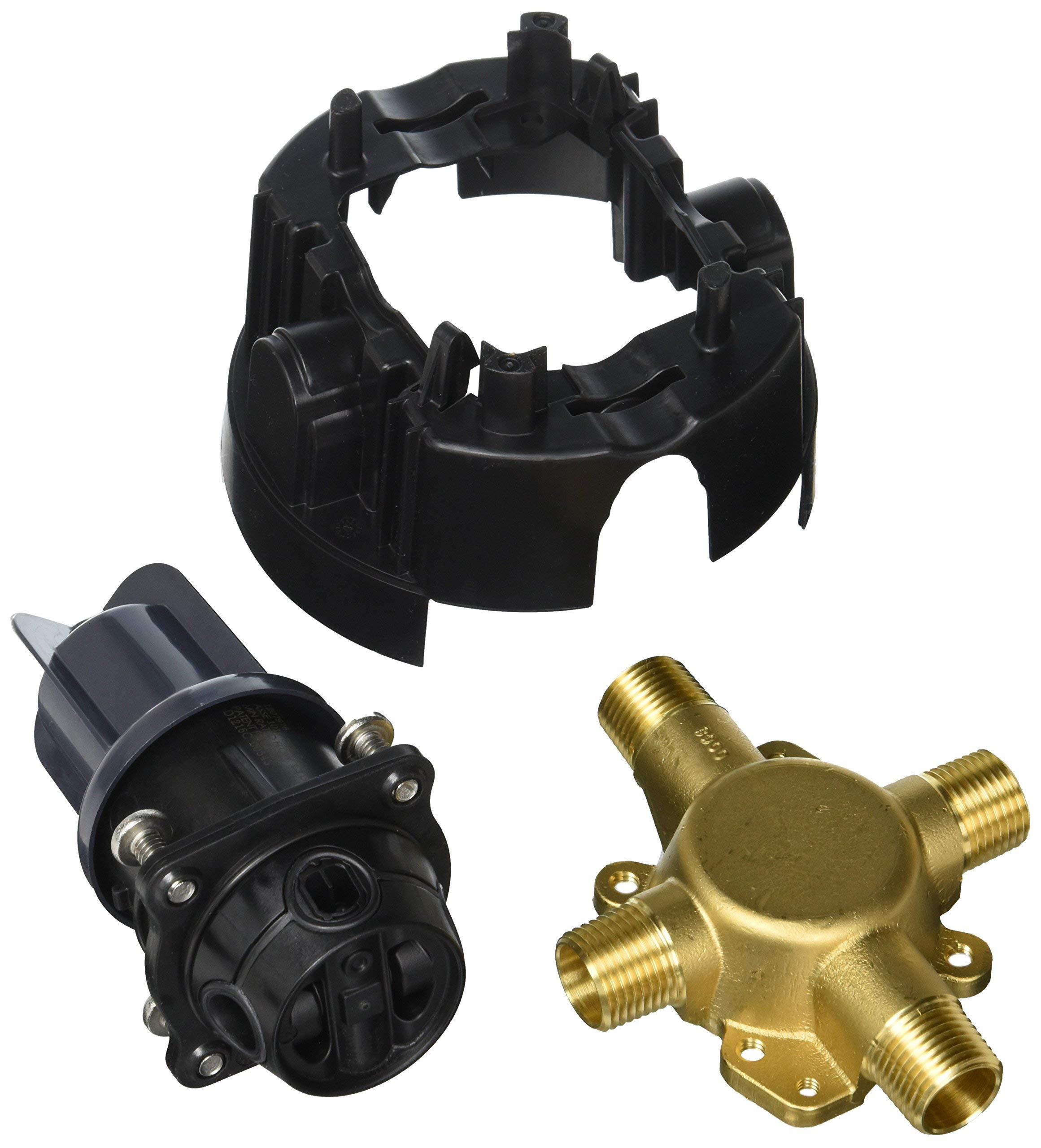 Kohler K-8304-K-NA Universal RITE-Temp PB pressure-balancing valve body and cartridge kit 6.25 5.25 5.50 (Renewed)