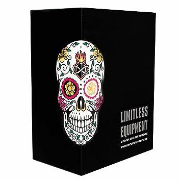 Limitless Equipment Caja de regalo de equipo sin límites: Mark 1 Kit de supervivencia,
