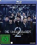 Die Unfassbaren 2 - Now You See Me [Blu-ray]