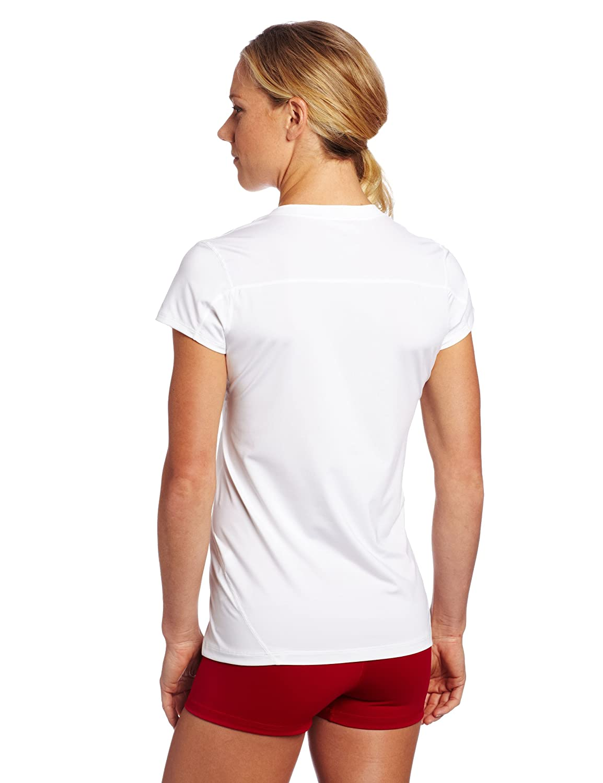 Asics Women's Rocket Jersey (White/White)