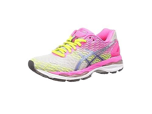 ASICS Gel Nimbus 18, Chaussures de Running Compétition Femme