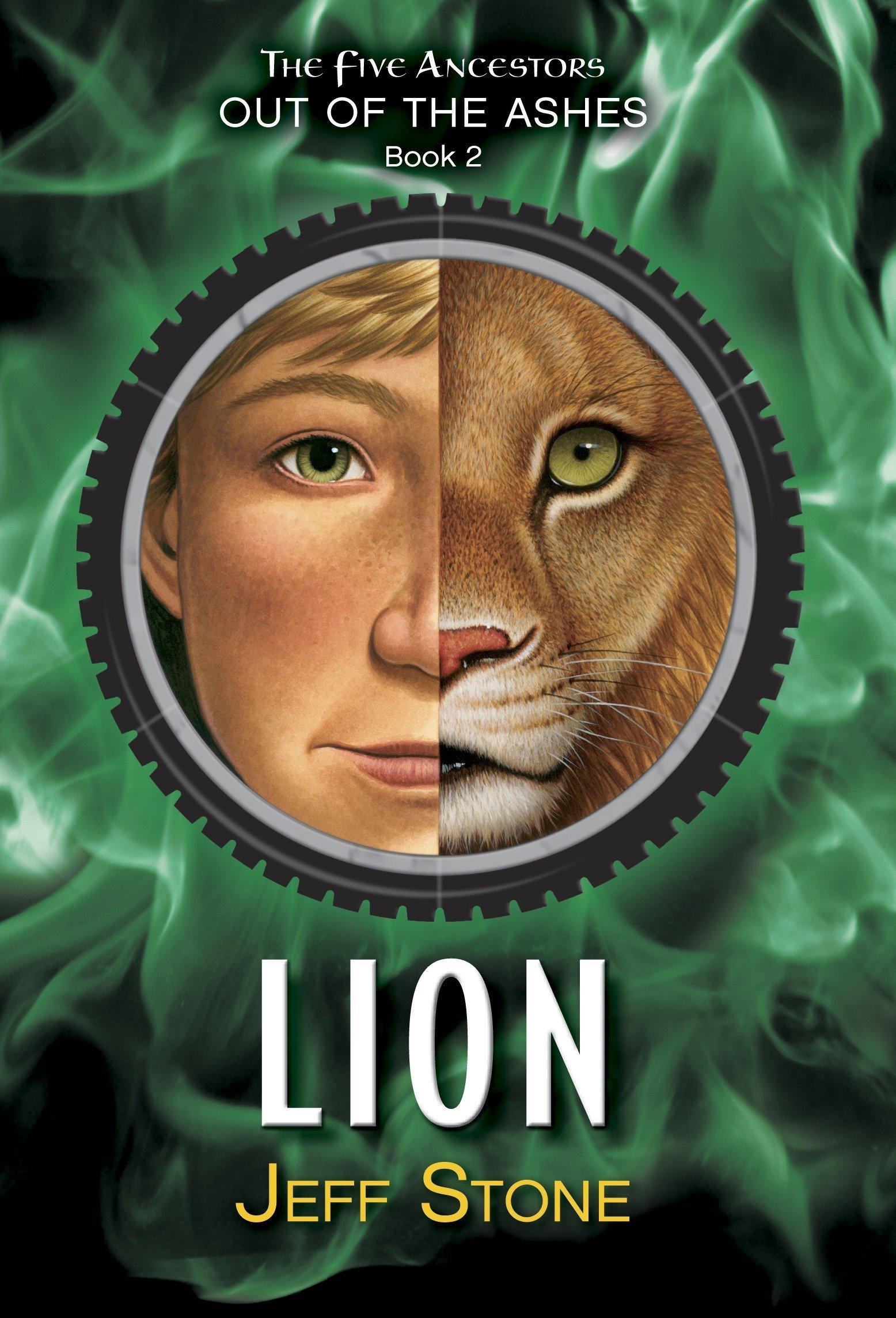 Download Five Ancestors Out of the Ashes #2: Lion pdf epub