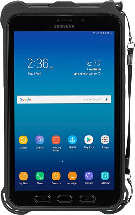 Targus THD482GLZ Funda Negro Funda para Tablet - Fundas para ...