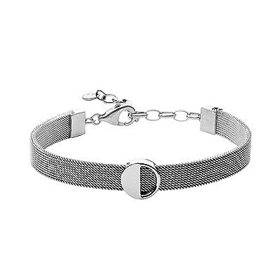 Skagen Women's Silver Bracelet SKJ1002040 TlOE9