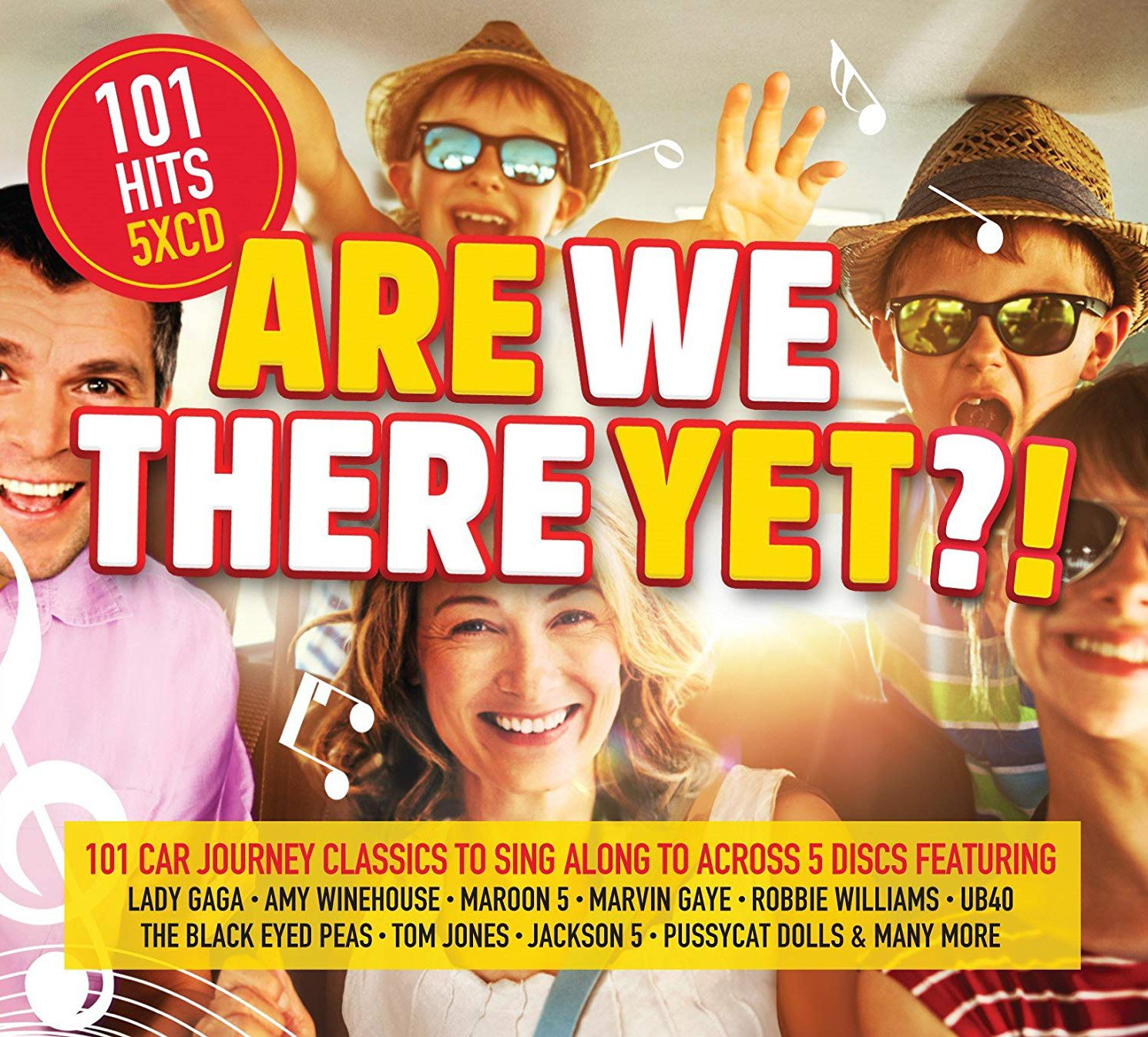 b244ac713c4 Are We There Yet  101 Car Songs  Amazon.co.uk  Music