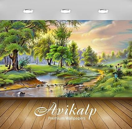 Buy Avikalp Exclusive Awi2220 Download Wallpaper Landscape