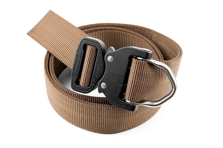 Cobra Quick Release Buckle Men's Tactical Belt -2 PLY 1 5