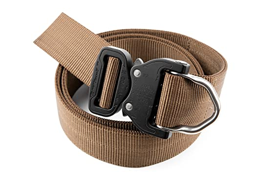 Cobra Quick Release Buckle Men's Tactical Belt -2 PLY 1 5