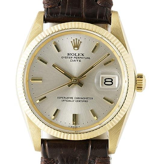 Rolex Oyster Perpetual automatic-self-wind Mens Reloj 1503 (Certificado) de segunda