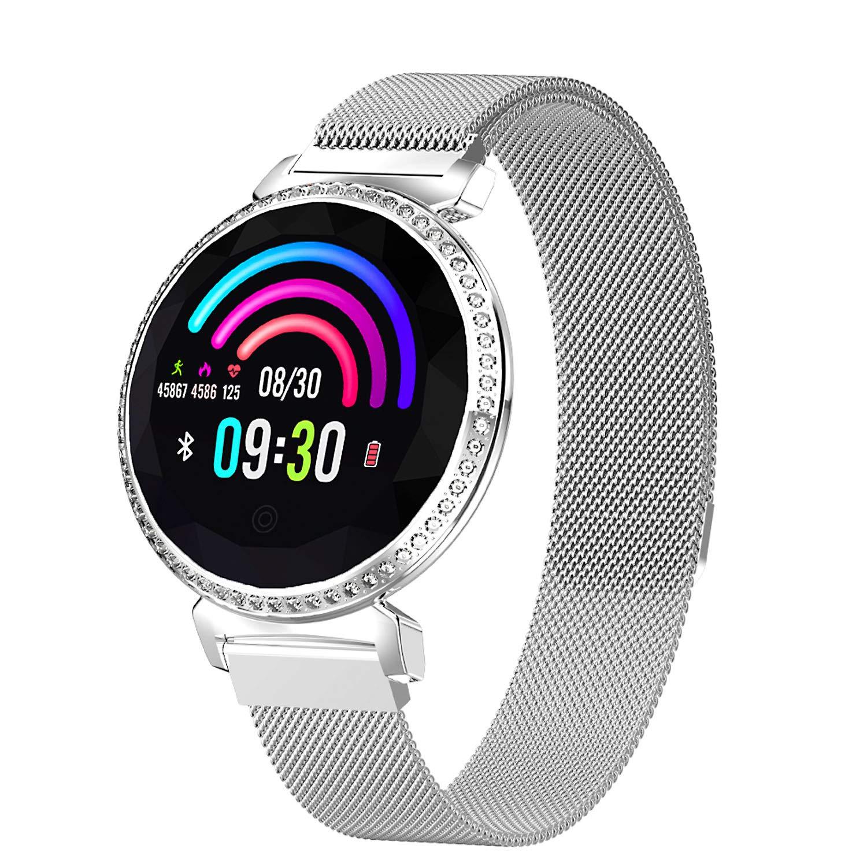 fangting Smartwatch Impermeable Reloj Inteligente Elegante ...