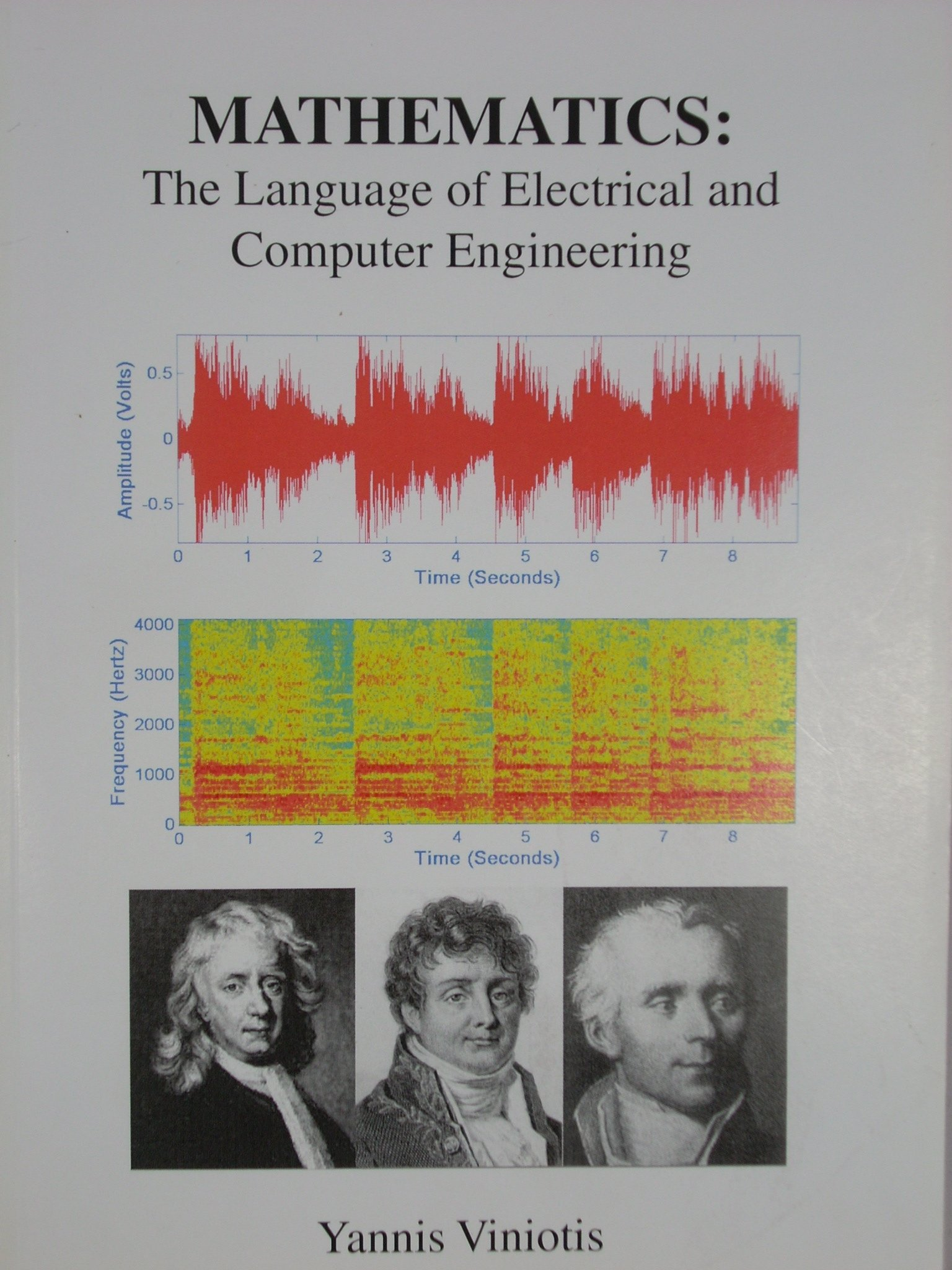 Mathematics: The Language of Electrical and Computer Engineering ...