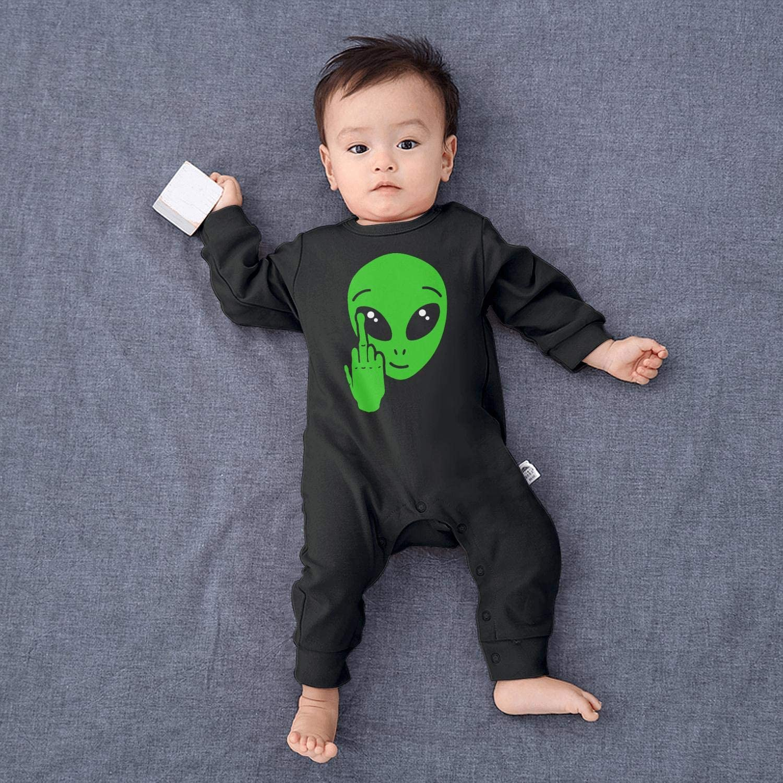 AKDJDS The Sloth Institute Costa Rica Baby Boys Girls Long Sleeve Baby Onesie Organic Romper Jumpsuit