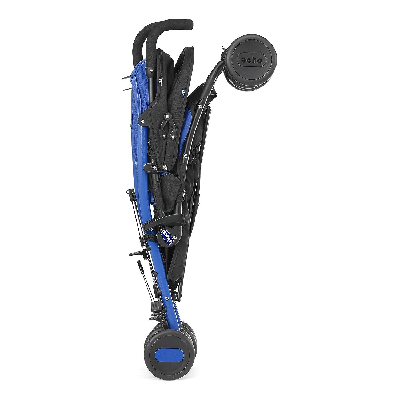Chicco Echo Stroller, Power Blue ARTSANA UK LTD 00079310600930