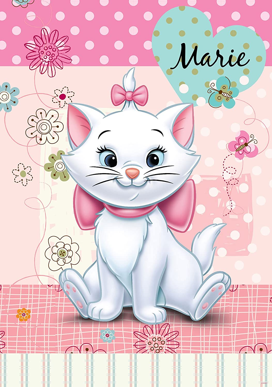 Amazon Co Jp Disney Aristocats Marie 4壁紙壁画 X Large 254x184 Cm Wxh 804p4 Diy 工具 ガーデン