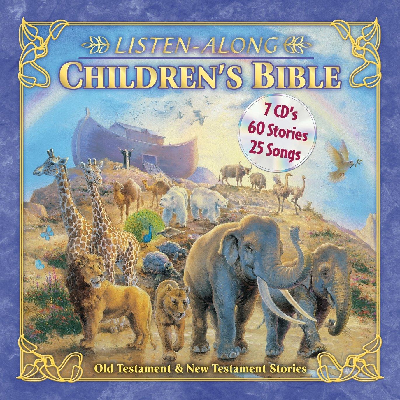 Childrens Bible Listen Along Cds pdf epub