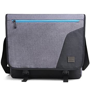 Amazon.com: DTBG Laptop Messenger Bag 15.6 Inch Nylon Laptop Bag ...
