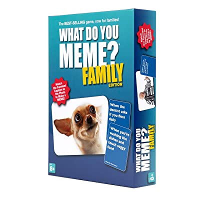 What Do You Meme? Family Edition: Toys & Games