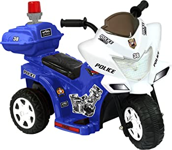 Kid Motorz Lil Patrol 6V Ride On