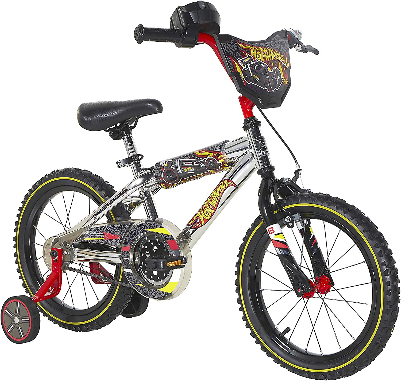 Dynacraft Hot Wheels Boys BMX Bike
