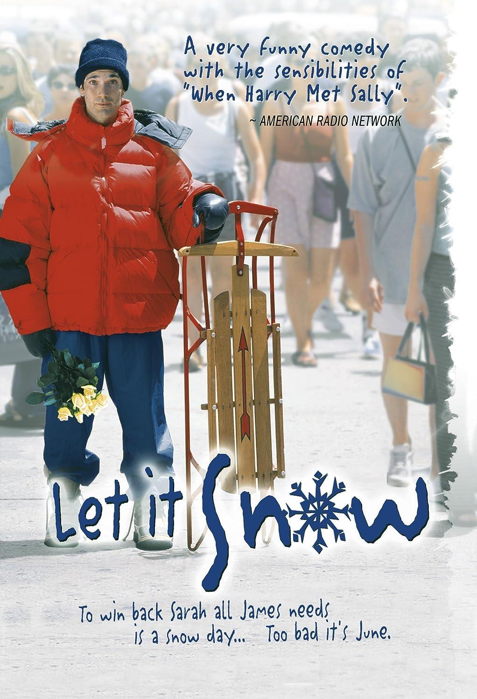 DVD : Let It Snow (DVD)