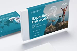 Experience the World- Tinggly Gift Voucher/Gift Card in a Gift Box