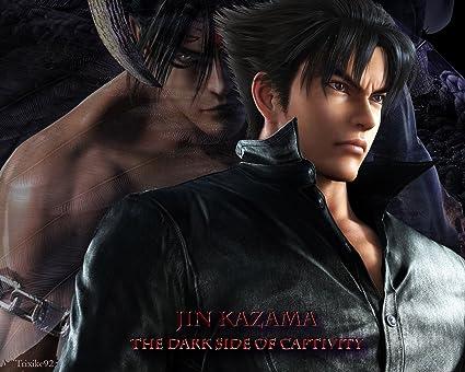 Posterhouzz Movie Tekken Blood Vengeance Tekken Jin Kazama Tekken