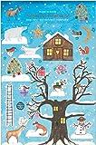 Eric Carle's Dream Snow: Pop-Up Advent Calendar: Amazon.co.uk: Eric Carle: 8601200383287: Books