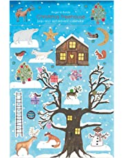 CHRISTMAS TREEHOUSE POP AND SLOT ADVENT CALENDAR