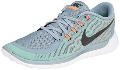 Nike Free 5.0, Men's Training Shoes, Grey (Dove Grey/Black/Electric
