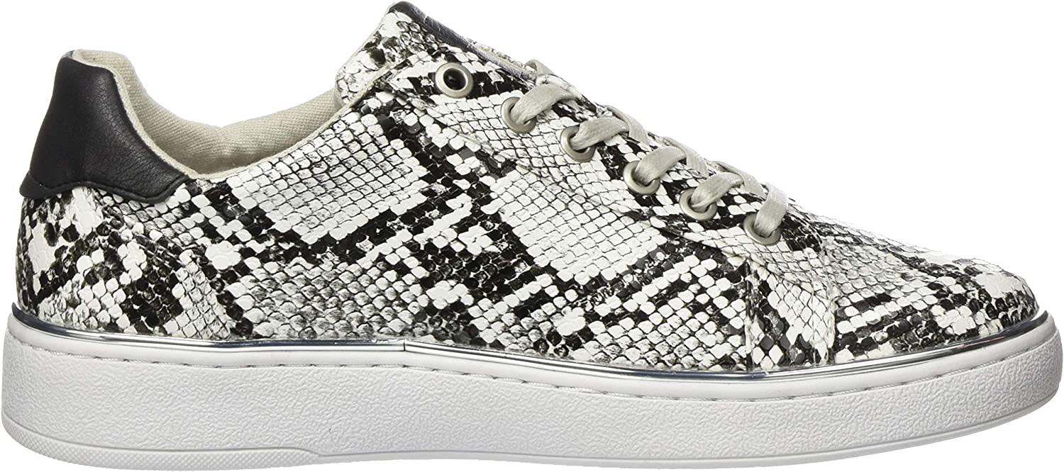 Mustang Womens Low-Top Sneakers