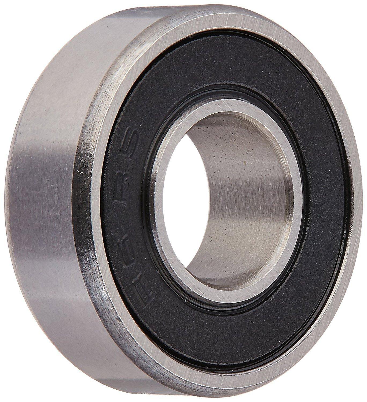 R6-2RS Sealed Bearings 3/8 x 7/8 x 9/32 Ball Bearings/Pre-Lubricated-3000 Bearings
