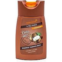 Tannymaxx X-tra Dark Coconut Tanning + bronzing melk, 200 ml