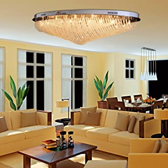 OOFAY LIGHTR 24G4 Modern Crystal Ceiling Light Creative For