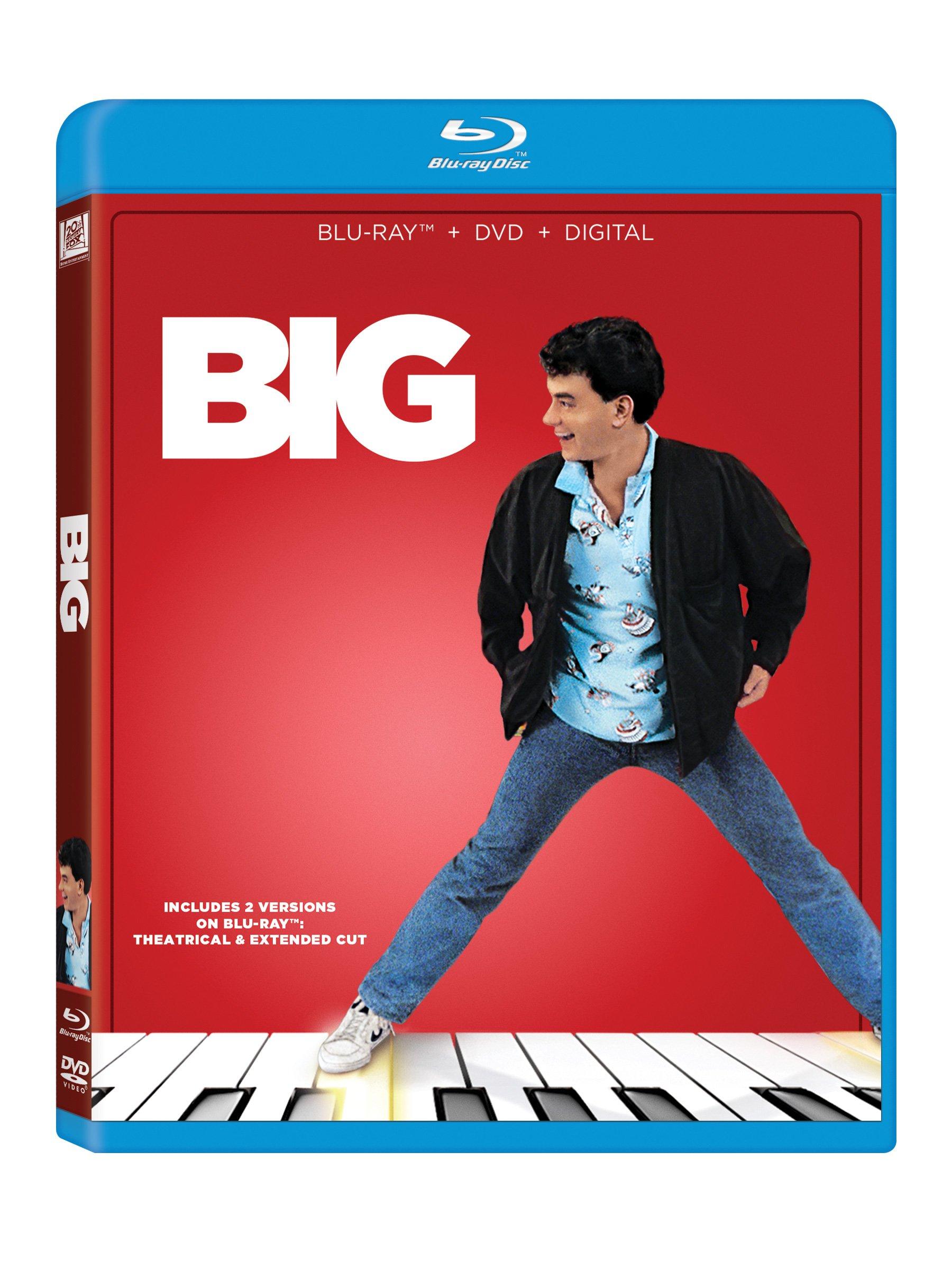 Blu-ray : Big (Blu-ray)